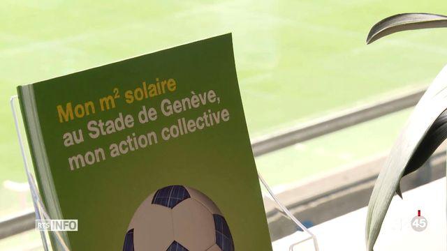 Les Services industriels de Genève lancent une opération de crowdfunding.  [RTS]