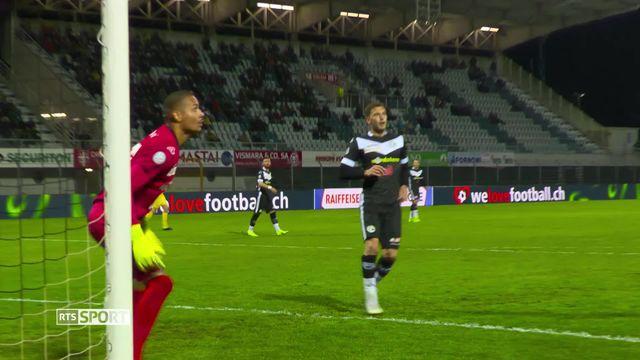 Football, Super League 27e j.: Lugano - Xamax (0-0) [RTS]