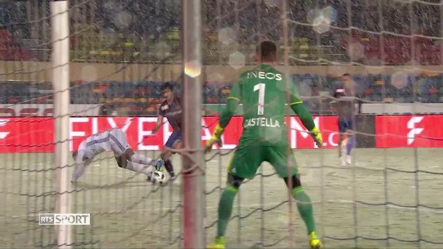 Football, Challenge League 27e j.: Lausanne - Servette (0-2) [RTS]