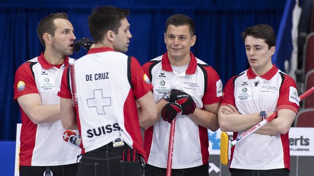 Le CC Genève disputera sa demi-finale dans la nuit de samedi à dimanche. [Paul Chiasson - Keystone]