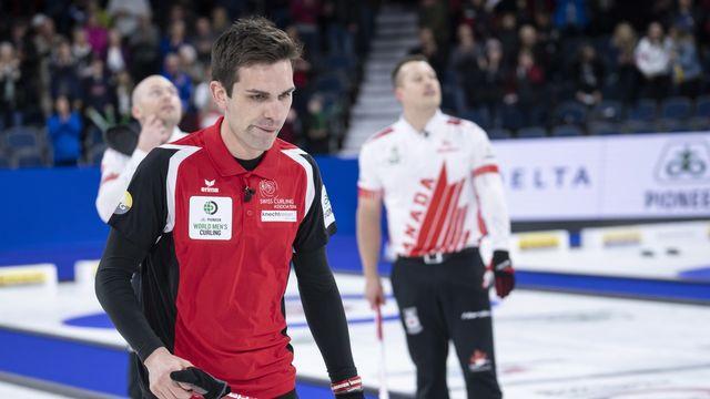 Peter De Cruz et ses coéquipiers défieront le Japon pour la médaille de bronze. [Paul Chiasson - Keystone]