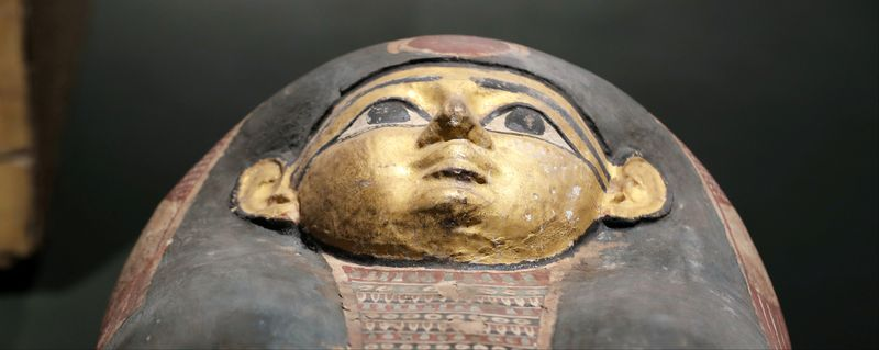 Datant d'un homme égyptien américain