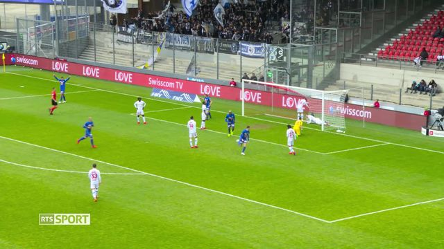 Football, Sion - Lucerne (2-2) [RTS]