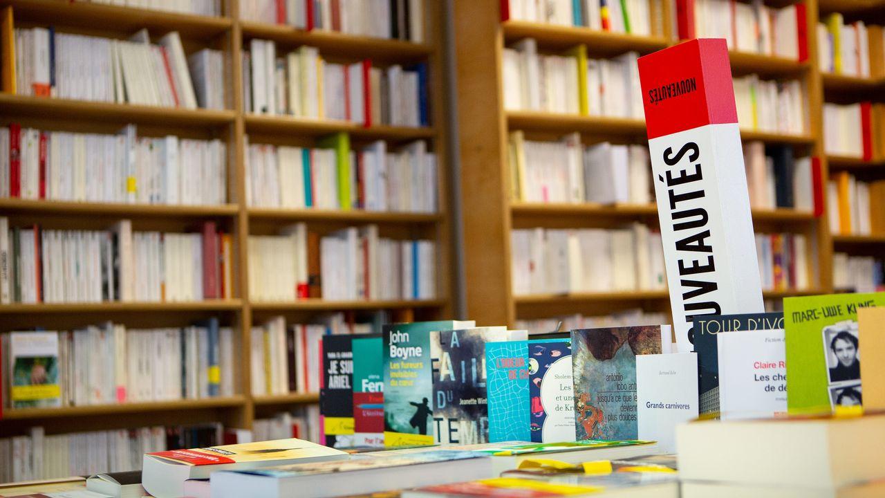 ABE - Prix du livre: des lettres… et des chiffres. [Jay Louvion - RTS]