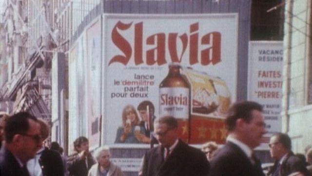 Le monde des publicités: montrer le bonheur pour vendre.