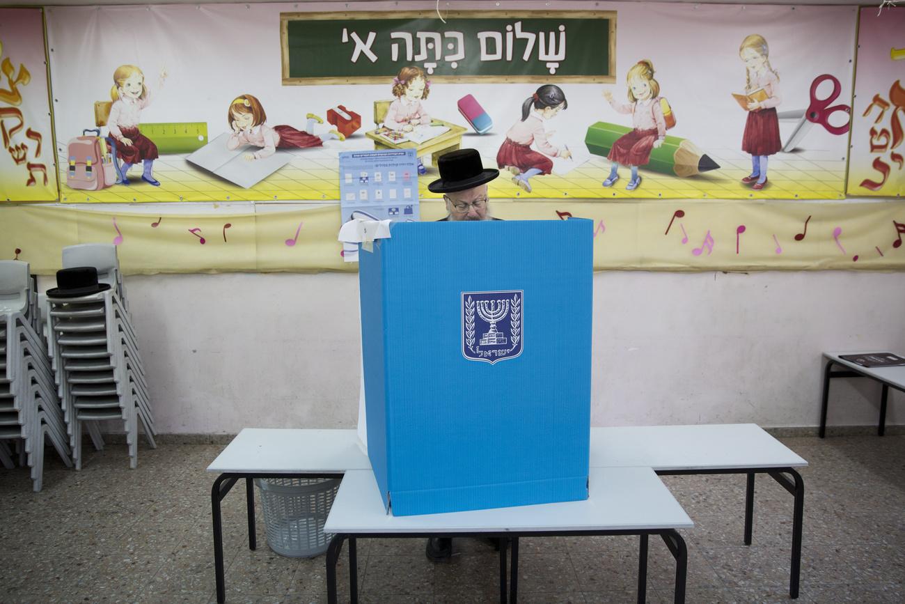 L avenir de benjamin netanyahu suspendu aux législatives en israël