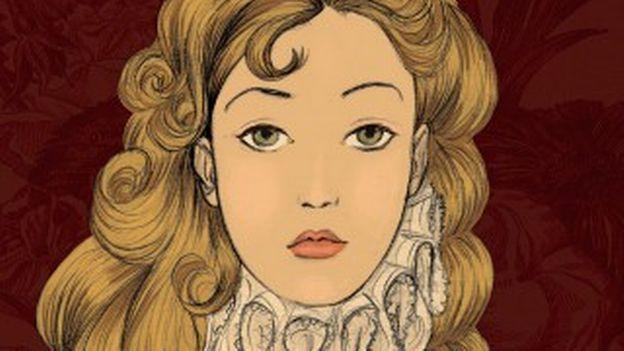 """La couverture de la bande dessinée """"La Princesse de Clèves"""". [Dargaud]"""