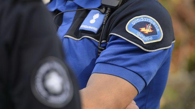 Les députés genevois consternés par l'affaire de corruption dans la police. [Martial Trezzini - Keystone]