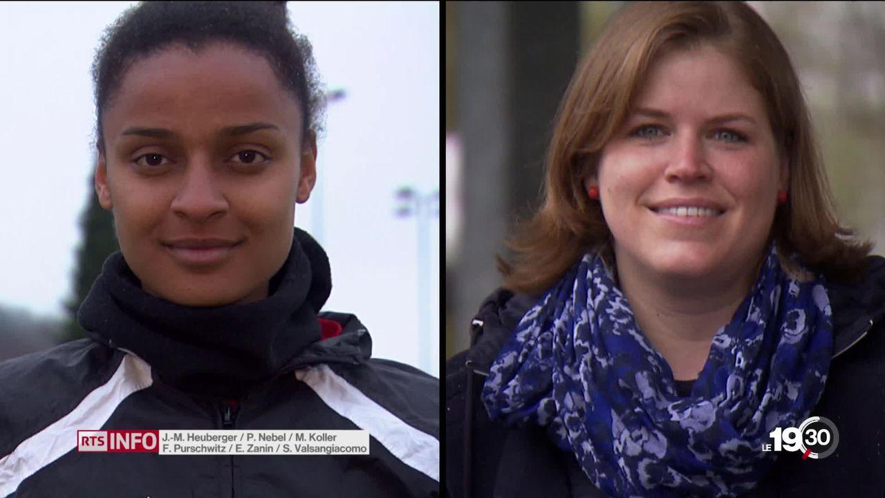 Poussée de femmes dans les législatifs outre-Sarine. A Zurich, 40% des sièges sont occupés par des femmes. [RTS]
