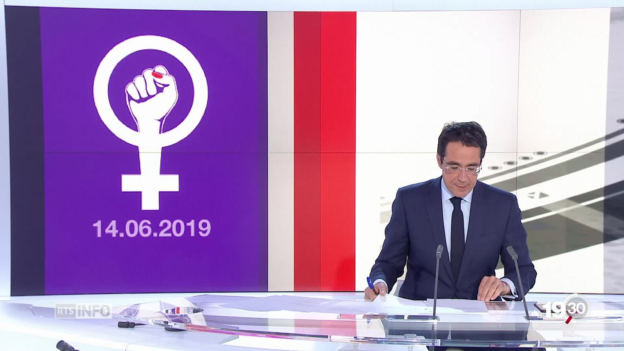 La grève du 14 juin se prépare. Collectifs féministes et syndicats se mobilisent. [RTS]