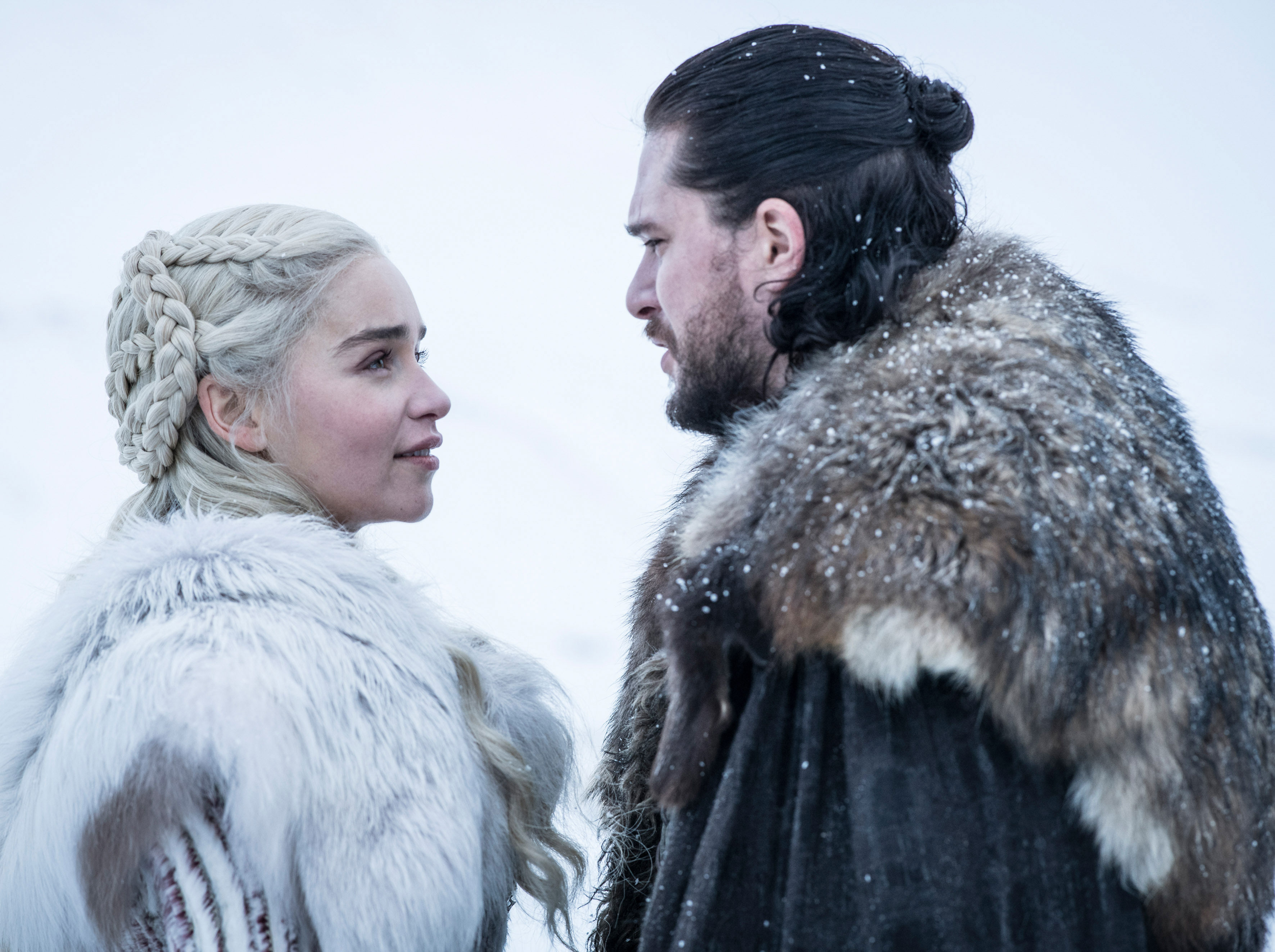 "John Snow et Daenerys Targaryen vont-ils survivre à l'ultime saison de ""Game of Thrones"" ?"