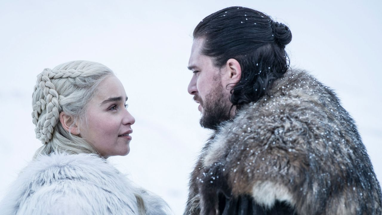 "John Snow et Daenerys Targaryen vont-ils survivre à l'ultime saison de ""Game of Thrones"" ? [HBO]"