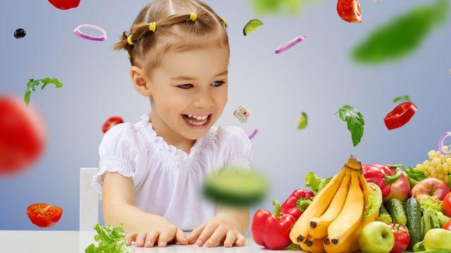 Le véganisme n'est pas incompatible avec le développement des enfants. choreograph Depositphotos [choreograph - Depositphotos]