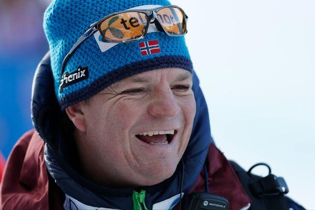 """""""Je me réjouis de relever de nouveaux défis. La tâche qui m'attend chez Swiss-Ski me motive énormément"""", dixit Nydegger. [Christian Pfander]"""