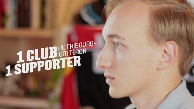 HC Fribourg-Gottéron – «1 Club, 1 Supporter» [RTS]