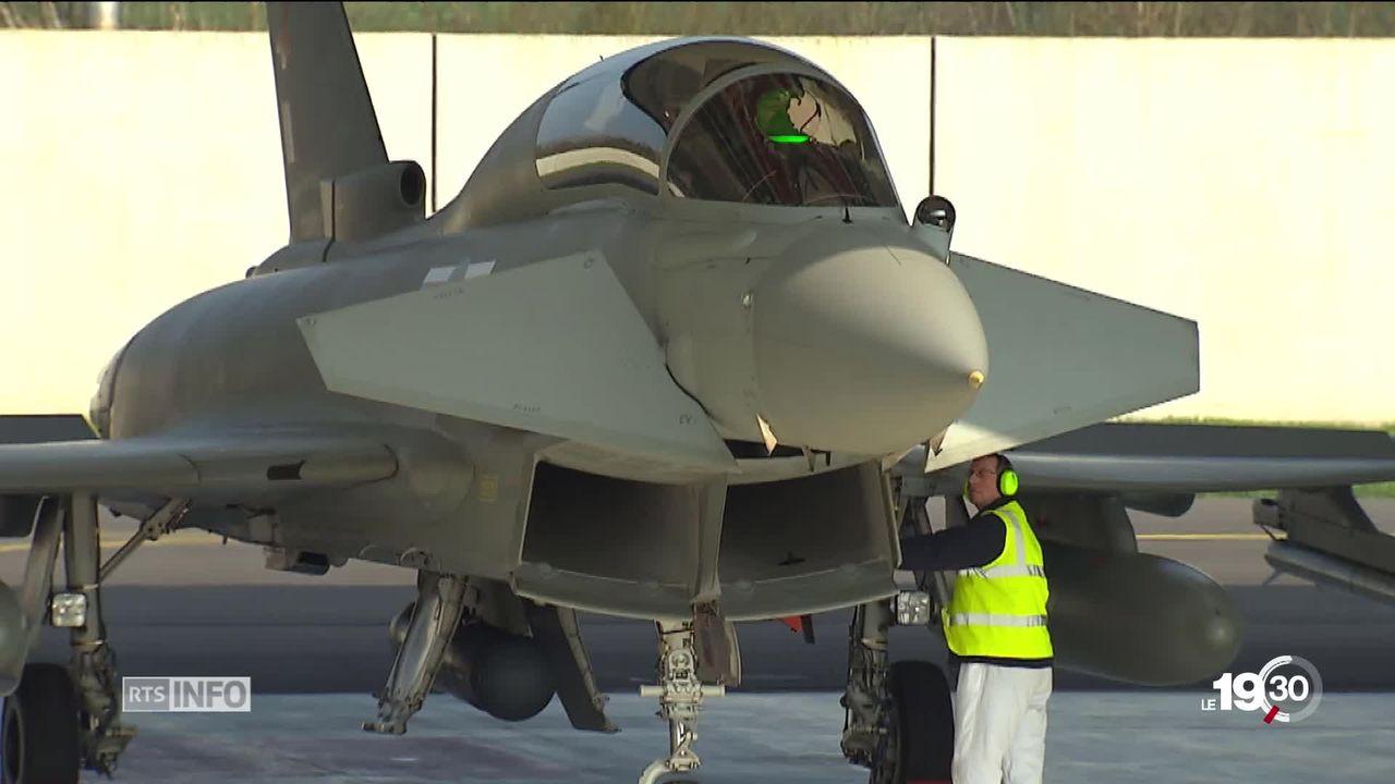 L'armée a commencé les tests sur de potentiels nouveaux avions de chasse [RTS]