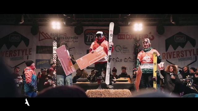 News: Ski freestyle, le River style [RTS]