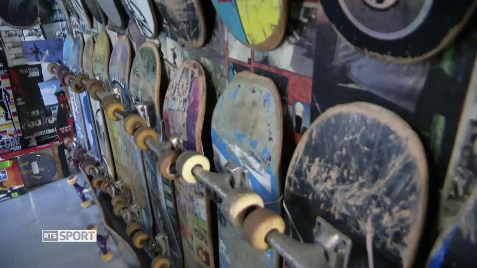 Le Mag: Skatebordel [RTS]