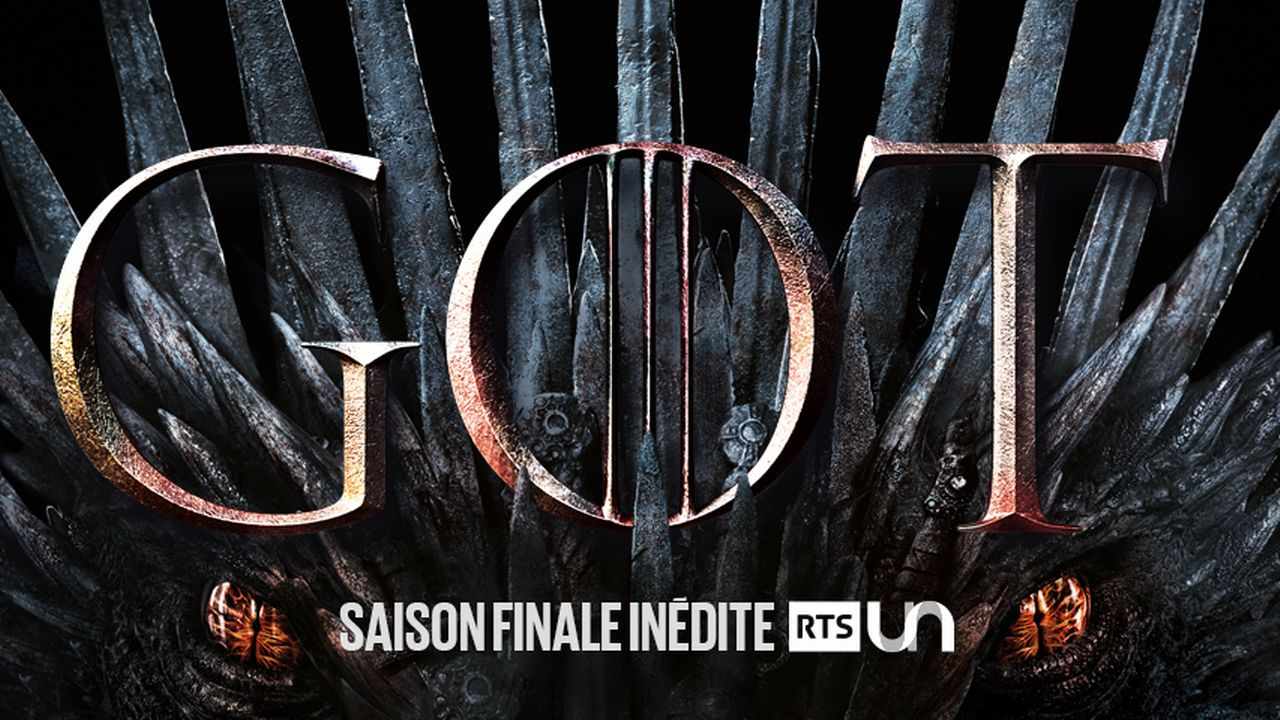 Game of Thrones, saison finale inédite. [HBO / RTS]