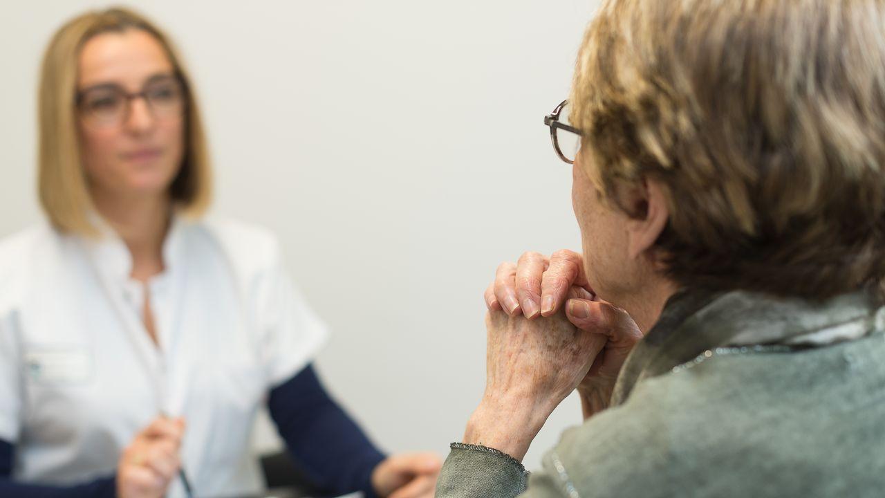 Les médecins-psychiatres défendent le système de délégation. [A. Noor - AFP / BSIP]