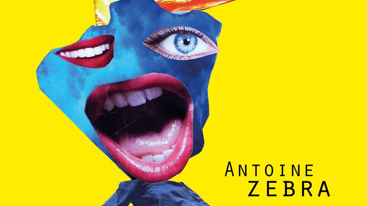 """La couverture du livre """"Iggy Salvador"""" d'Antoine Zebra. [DR]"""