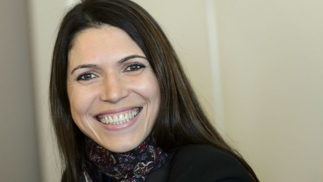 Olga Barben quitte l'UDC neuchâteloise. [Laurent Gillieron - Keystone]