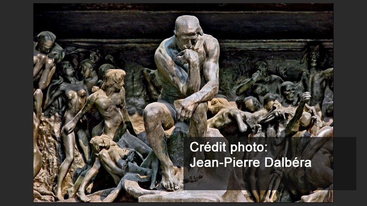 Le penseur de Rodin était un faux. [Jean-Pierre Dalbéra - Jean-Pierre Dalbéra]