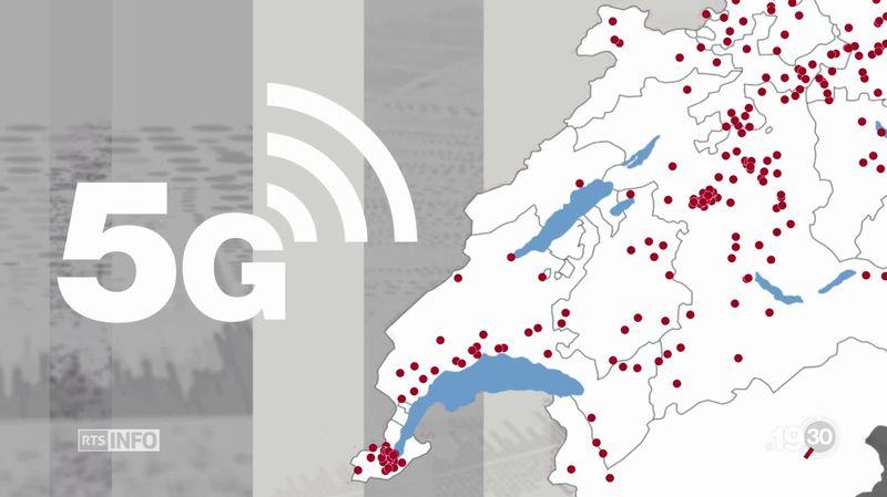 La 5G est entrée en action. Mais les réticences sont vives: le Jura vient de geler les nouvelles installations.