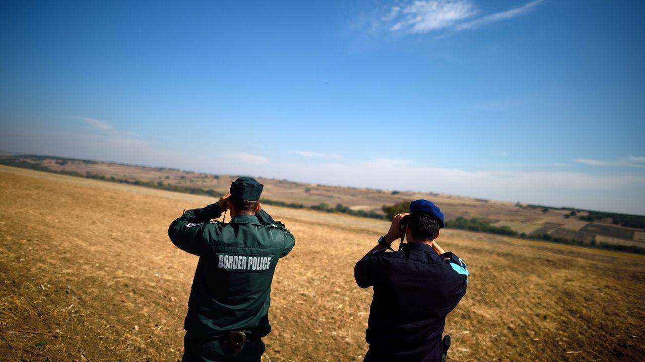 L'UE veut mieux protéger ses frontières face à la migration. [Vassil Donev - Keystone]