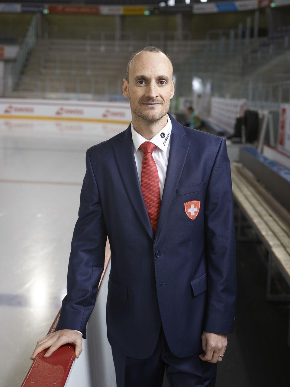 Christian Wohlwend officiait jusqu'ici au sein de la Fédération suisse. [Christian Beutler - Keystone]