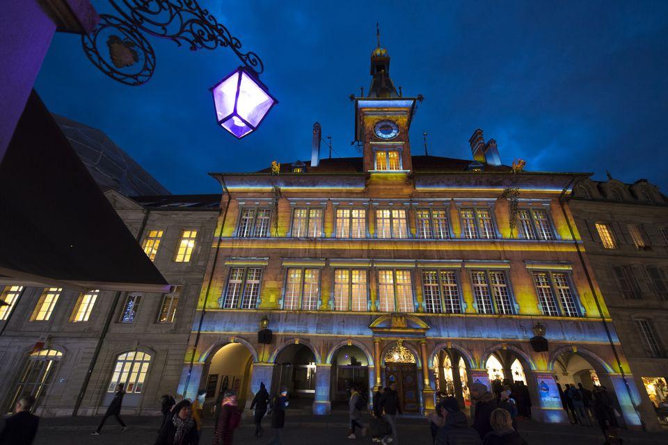 La municipalité de Lausanne a dévoilé ses comptes 2018 jeudi. [Laurent Gillieron - KEYSTONE]