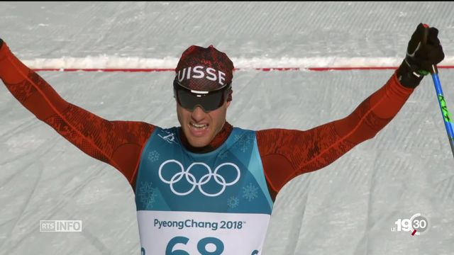 Dario Cologna éclaboussé par l'affaire de dopage qui secoue le Championnat du monde de ski nordique [RTS]