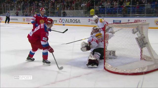 Amical: Russie - Suisse (5-1): le résumé du match [RTS]