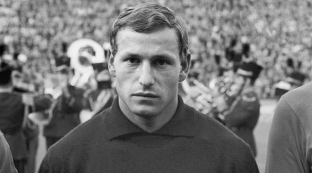 Karl Grob avait porté les couleurs de l'équipe de Suisse en ce 21 septembre 1968. [STR  - Keystone]
