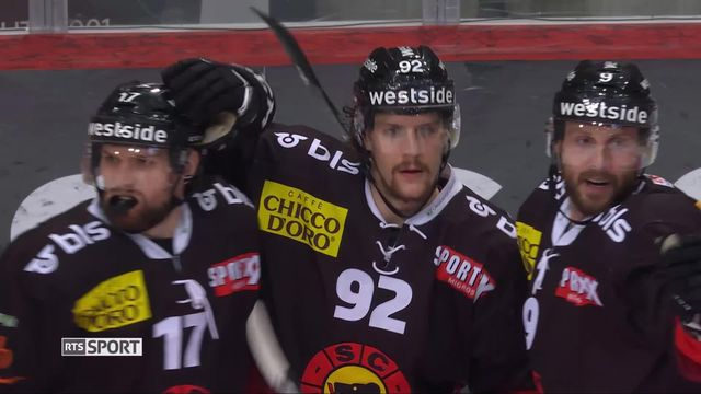 Hockey, National League: Berne champion de Suisse [RTS]