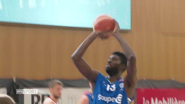 Basketball: Succès de Fribourg Olympic à Genève [RTS]
