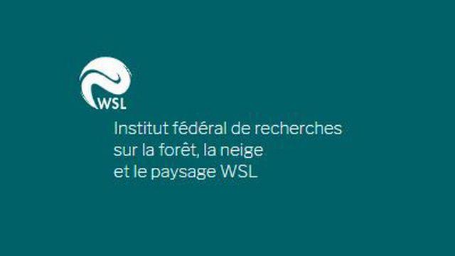 L'Institut fédéral de recherches sur la forêt, la neige et le paysage WSL. [wsl.ch]