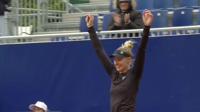 Tennis: Open de Lugano [RTS]