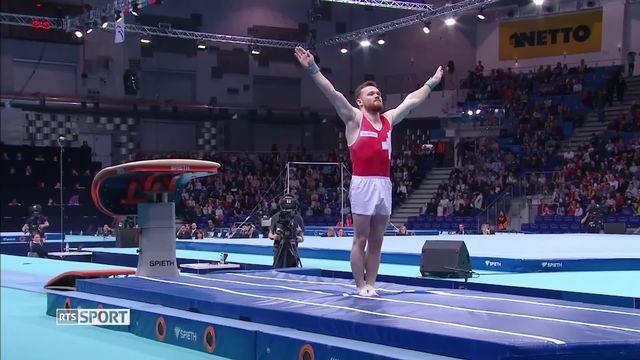 Gymnastique: Szcezcin (POL), les résultats suisses [RTS]