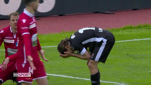 Football, Super League: 29ème journée, Lugano - Sion (1-1) [RTS]