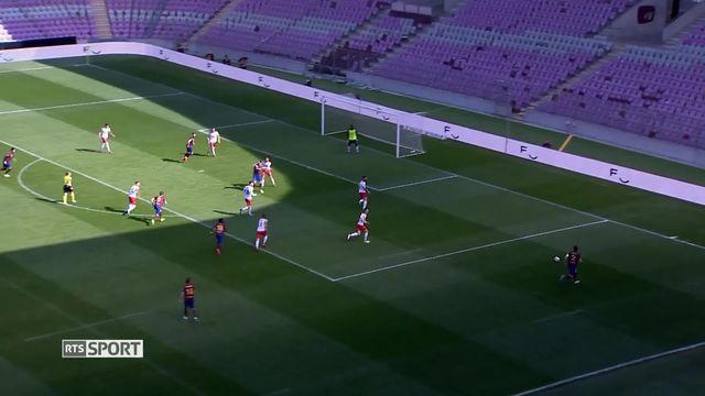 Football, Challenge League: 29ème journée, Servette - Chiasso (3-2) [RTS]
