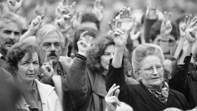 Les femmes d'Appenzell Rhodes intérieurs ont dû attendre jusqu'en 1991 pour voter sur le plan cantonal. [Keystone]