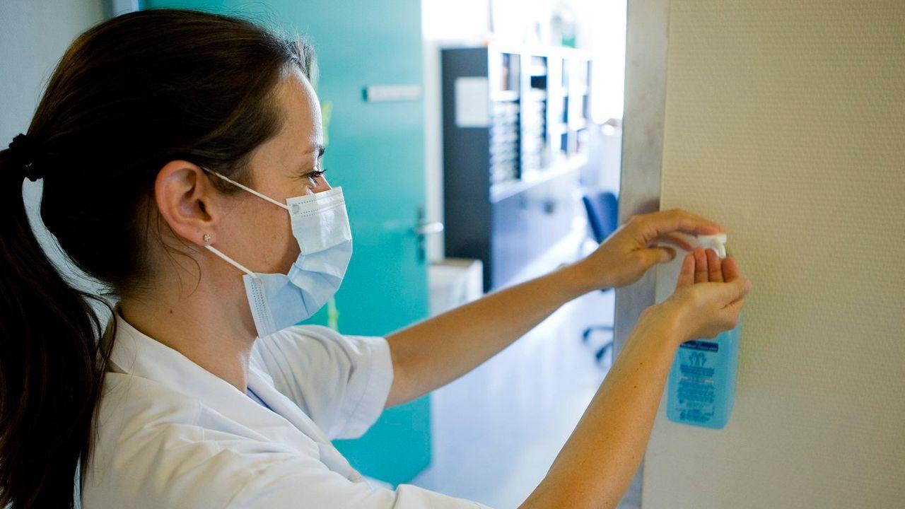 La Suisse est touchée par un virus pour lequel la moitié des vaccins sont inefficaces. [Jean-Christophe Bott - Keystone]