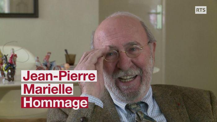 Le Comedien Aux 100 Films Jean Pierre Marielle Est Decede A