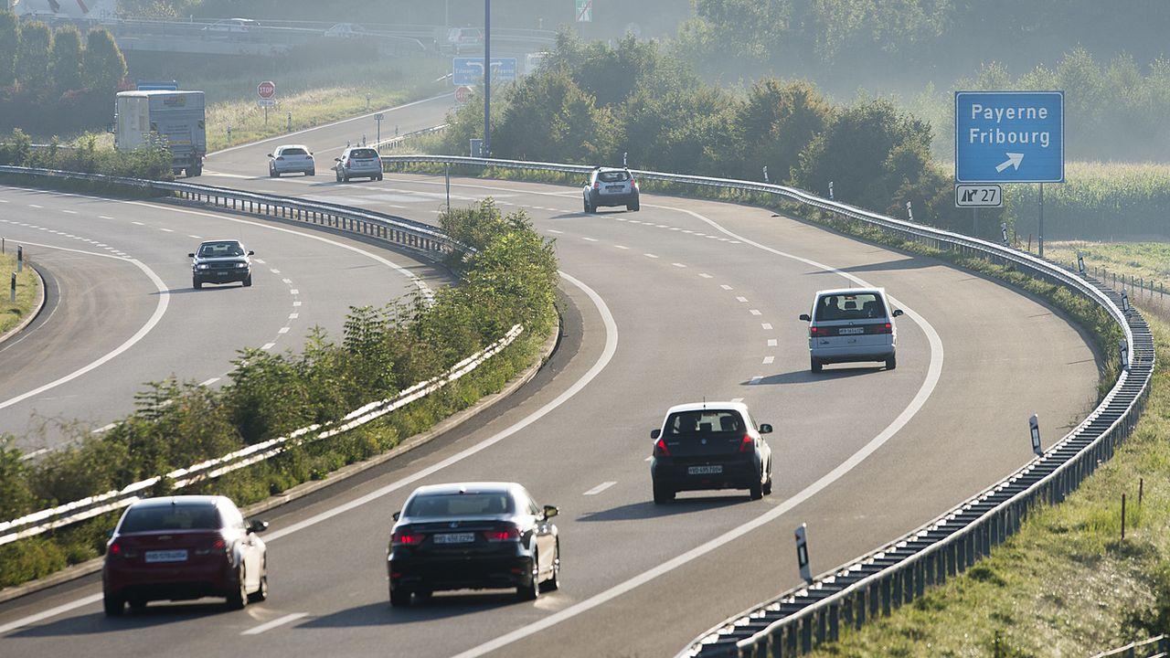 Les jeunes conducteurs sont particulièrement en danger sur les routes suisses. [Anthony Anex - Keystone]