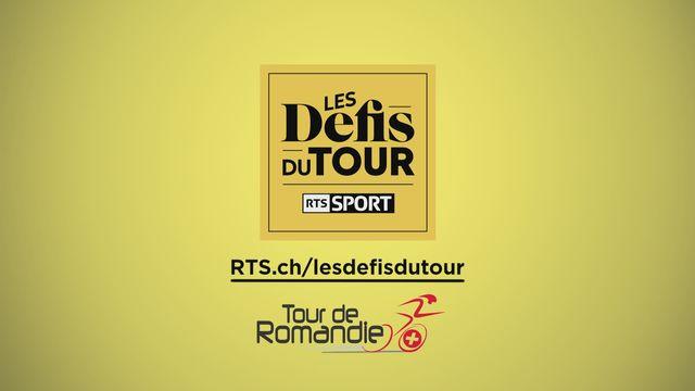 Vidéo promotionnelle: les défis du Tour de Romandie 2019 [RTS]