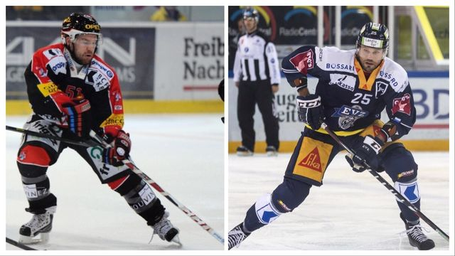 Desharnais et Stalberg sont de retour en Suisse [Urs Lindt/freshfocus, Alexandra Wey/keystone - Keystone]