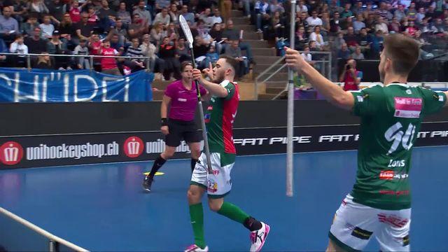 Superfinale messieurs, Wiler-Ersigen – GC Zurich (8-4): victoire écrasante des Bernois [RTS]