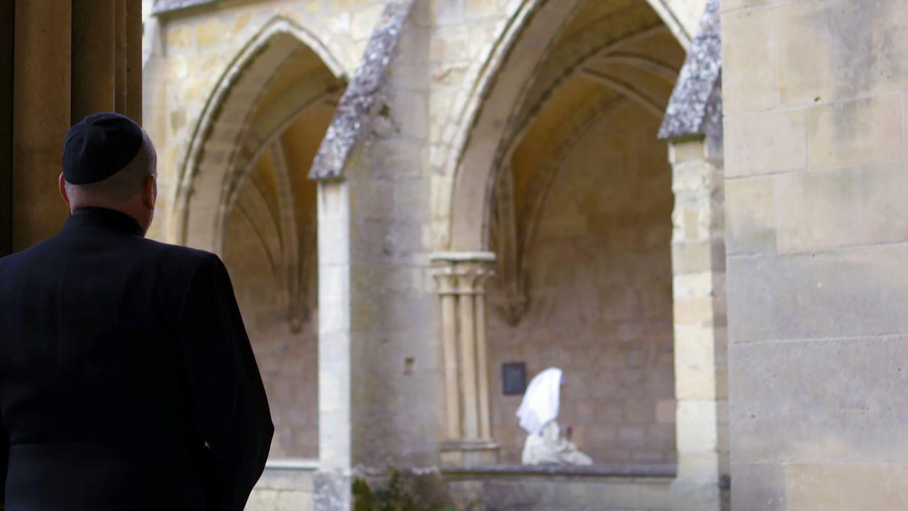 """Une image du documentaire """"Religieuses abusées, l'autre scandale de l'Église"""" de Marie-Pierre Raimbault et Éric Quintin. [Arte France, Dream Way Production]"""