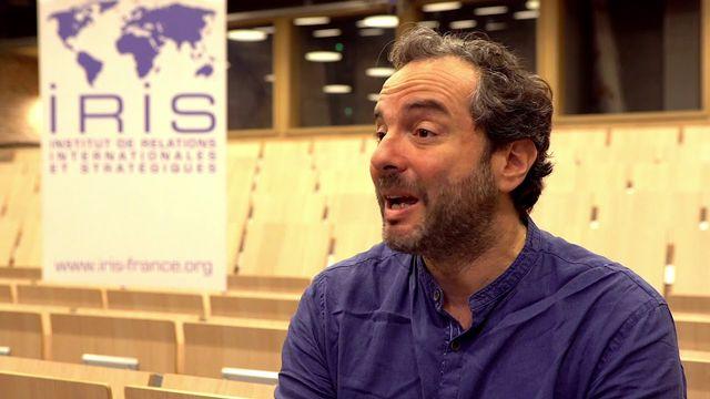 Christophe Ventura, chercheur à l'IRIS et spécialiste de l'Amérique latine. [YouTube]